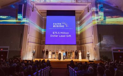 Gordon College Unveils a $130 Million 'Faith Rising' Campaign to Serve Future Students